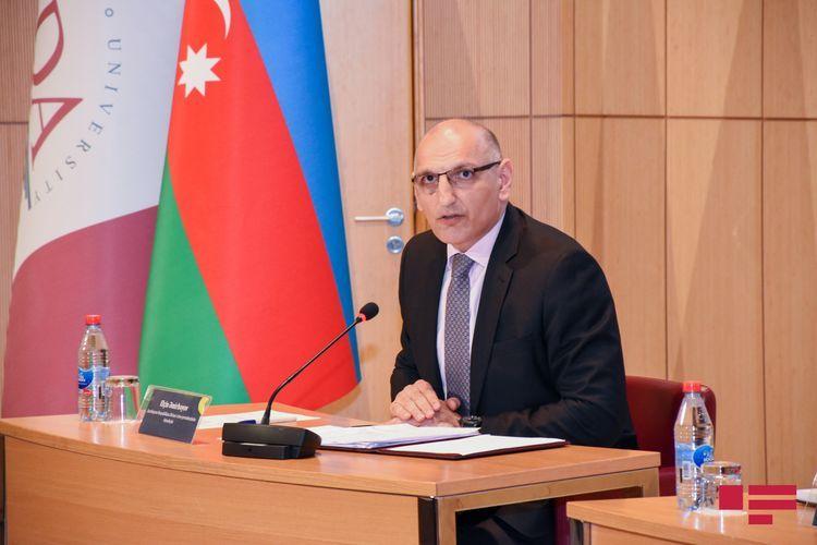Эльчин Амирбеков: За день до встречи глав МИД Армения совершила преступление против человечности
