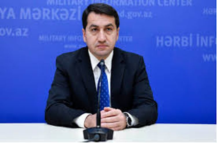 "Hikmat Hajiyev: ""One more civilian was killed by Armenian armed forces in Tap village of Goranboy region"""