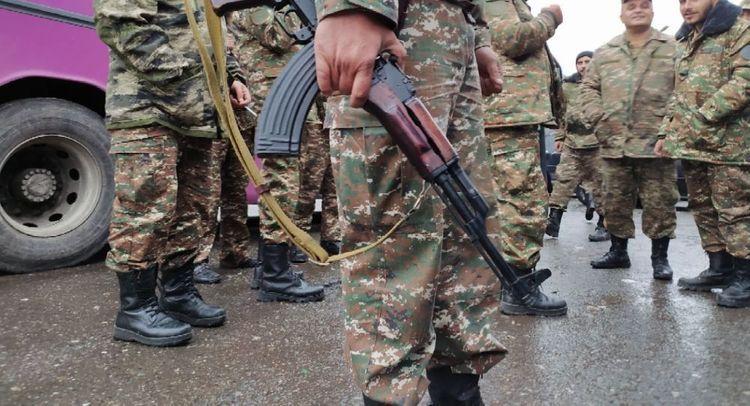 Армянские военнослужащие отказываются идти в бой, есть арестованные