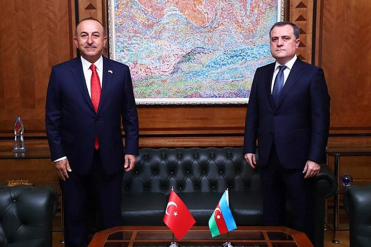 The Foreign Ministers of Azerbaijan and Turkey had a telephone conversation