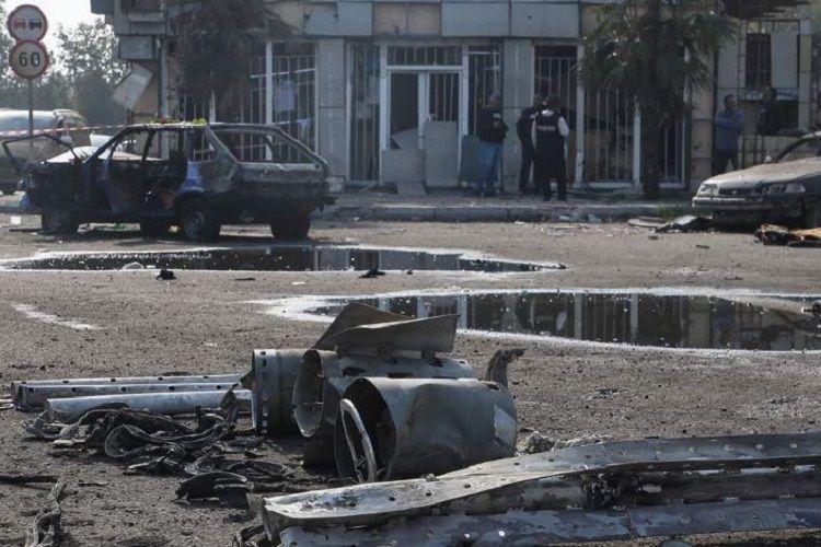 Amnesty İnternational подтвердила нанесение Арменией ракетных ударов по Барде