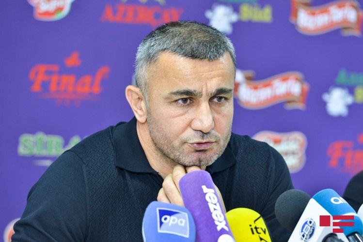 """Qurban Qurbanov: """"Matc TV""""dən başqa nəsə gözləmək də düzgün olmaz"""""""