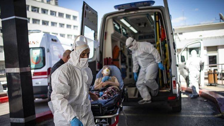 Turkey reports over 2,300 new coronavirus patients