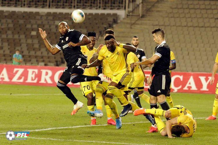 «Карабах» уступил «Вильярреал» в матче второго тура Лиги Европы