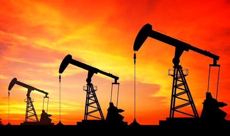 Oil prices slightly increase