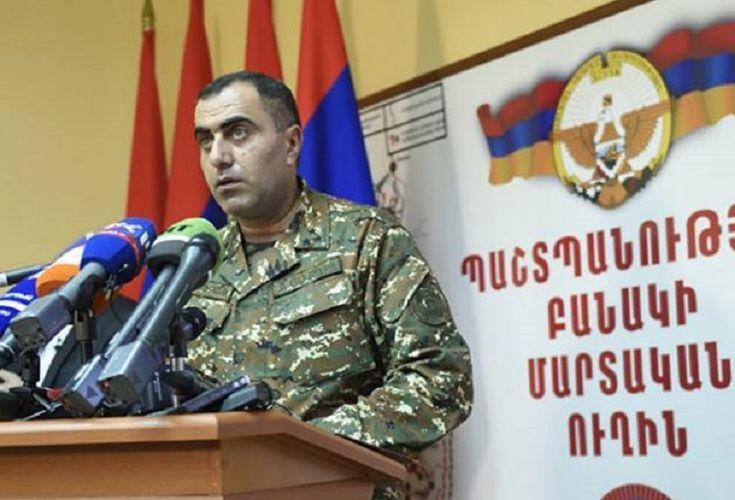 Минобороны: Уничтожен очередной высокопоставленный армянский военнослужащий, совершивший военное преступление