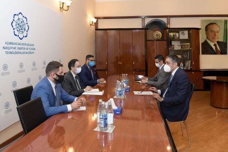 Рамин Гулузаде обсудил с послом Пакистана последние военные провокации Армении