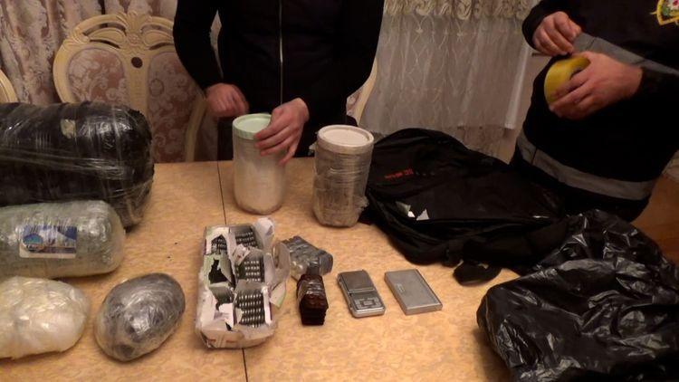 Полиция изъяла из оборота более 21 кг наркотиков - ФОТО