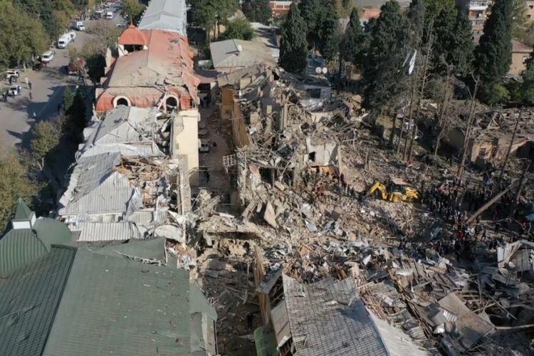 Ermənilərin törətdiyi terror aktları ilə bağlı başlanan 52 cinayət işinin istintaqı davam edir