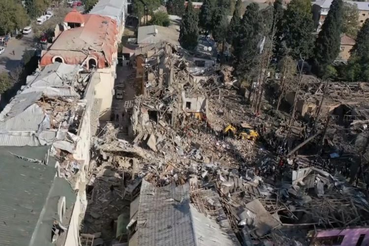 91 civilians killed, 400 injured as a result of Armenian provocations so far