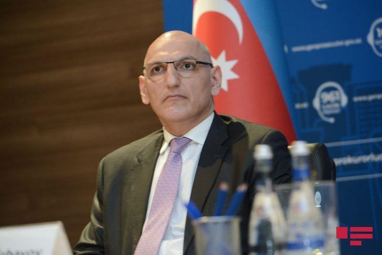 Azerbaijan appealed to European Court regarding criminal acts of Armenia