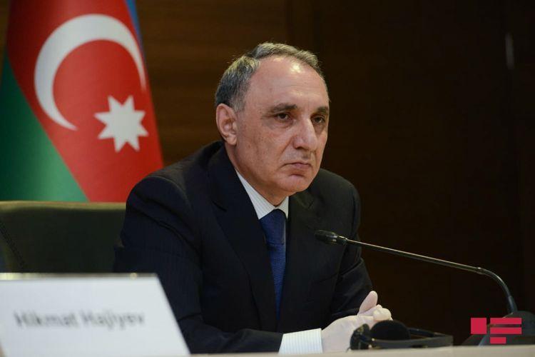 Кямран Алиев: Нанесение армянами ракетных ударов по городам, находящимся вдали от линии фронта, связано с их неудачами на фронте