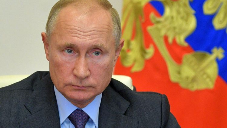 Putin discussed situation in Nagorno Garabagh at meeting of Security Council