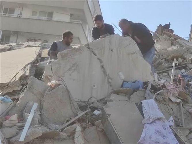 Сулейман Сойлу: Поступила информация о том, что в результате землетрясения разрушены 6 зданий