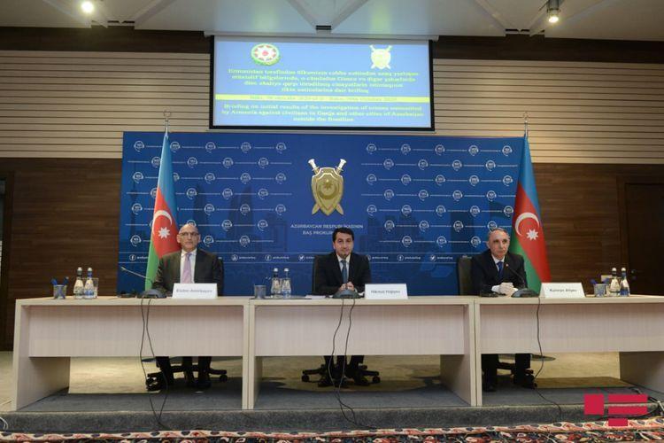 Азербайджан предпримет правовые шаги в связи с незаконной деятельностью на освобожденном от оккупации месторождении золота Вежнали