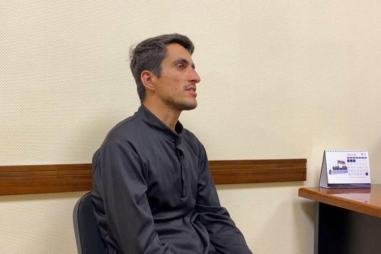 Один из армянских военнослужащих, попавших в плен в ходе боевых действий, оказался религиозным деятелем - ВИДЕО