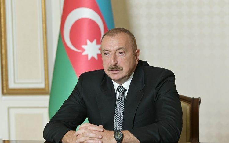 """Ilham Aliyev: """"Pashinyan"""