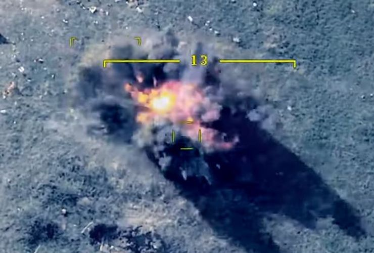 MoD: Precise strikes were inflicted on the enemy