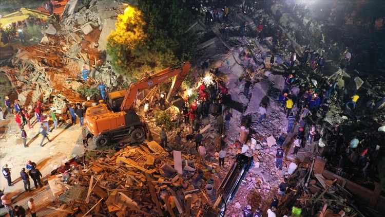 Death toll in Turkey's earthquake rises to 24 - UPDATED-8
