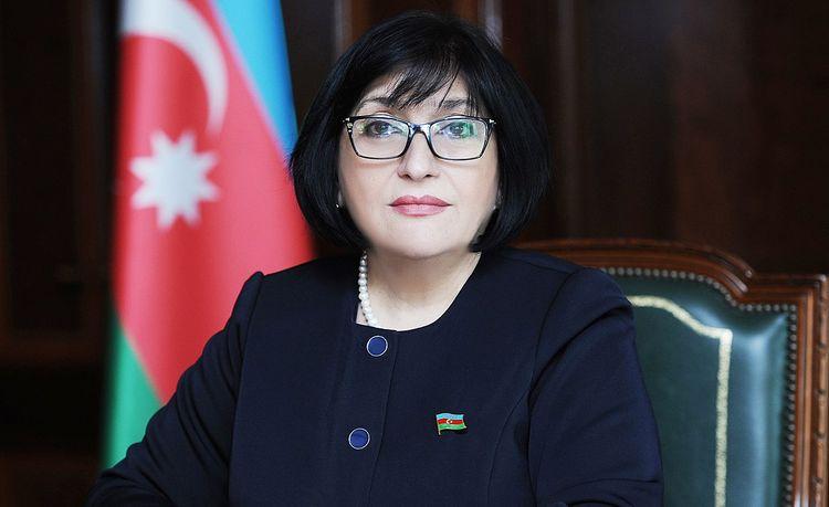 Milli Məclisin sədri Sahibə Qafarova Türkiyəli həmkarına başsağlığı verib
