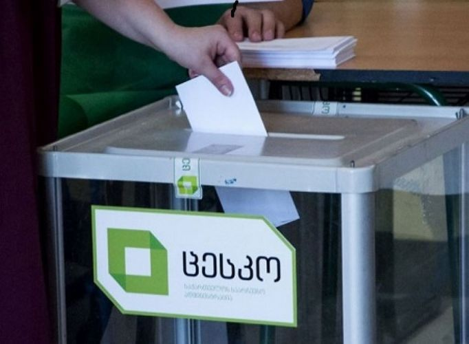Parliamentary election begins in Georgia