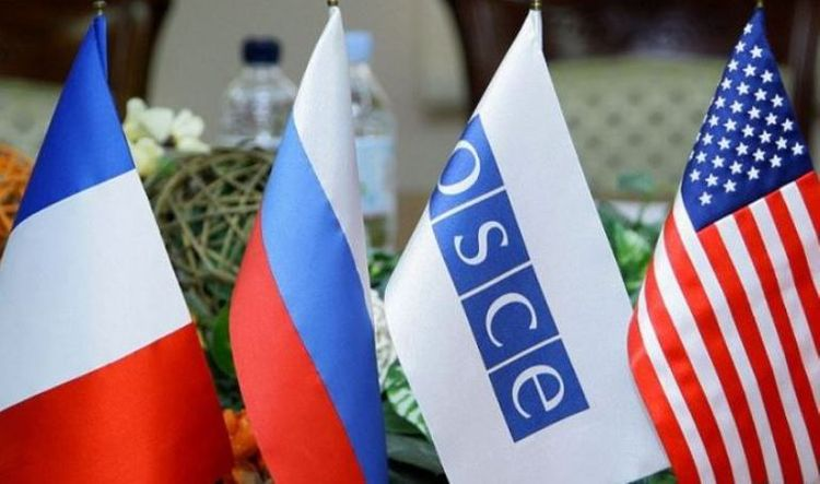 OSCE Minsk Group Co-Chairs  issue statement on the meeting of Azerbaijani and Armenian FMs