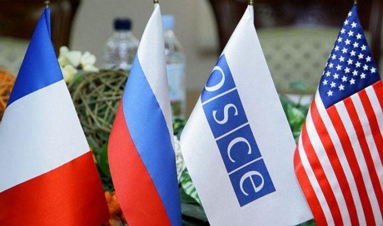 ATƏT-in Minsk Qrupunun həmsədrləri bəyanat yayıb