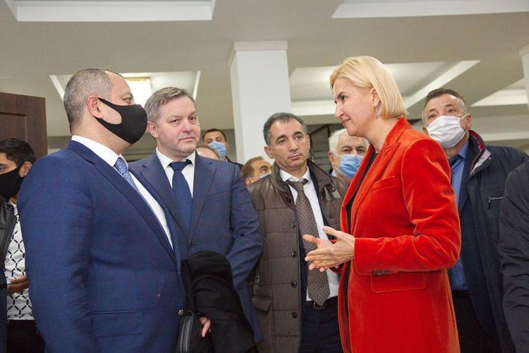 Milli Məclisinin deputatları Prezident seçkilərini müşahidə etmək üçün Moldovada səfərdədirlər