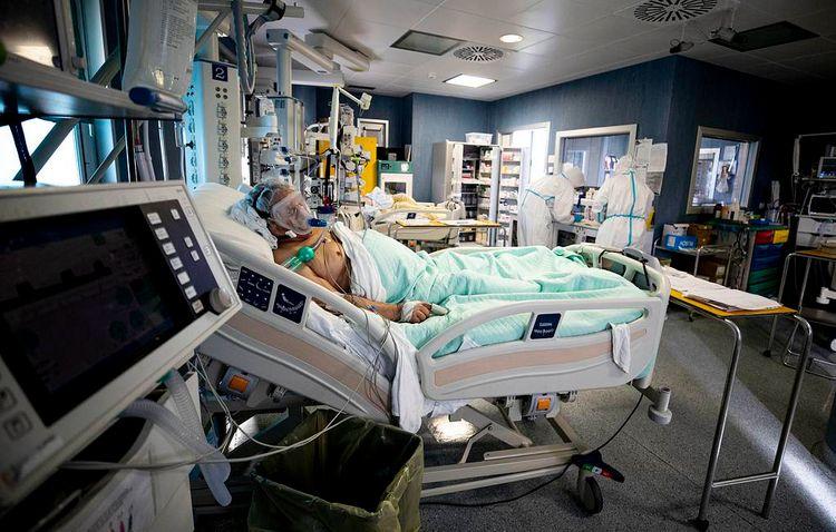 В Италии число инфицированных за сутки превысило 31 тыс.