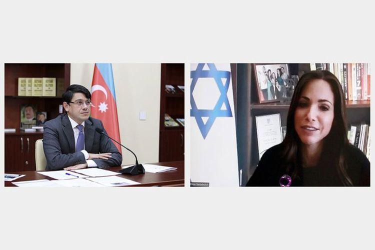Израильский министр: Мы знаем, что такое бомбардировка мирного населения, мы всегда рядом с Азербайджаном