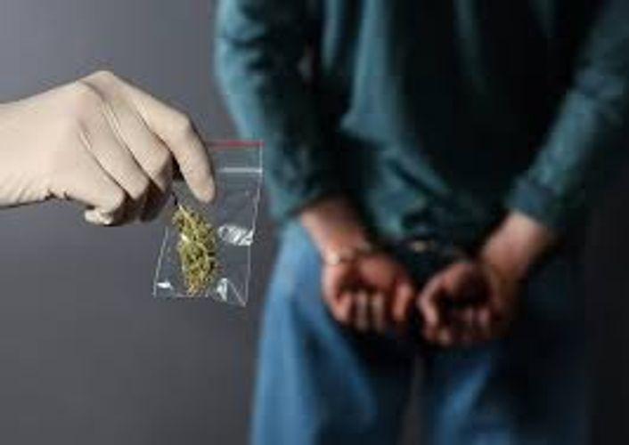 Sumqayıt sakinindən narkotik götürülüb