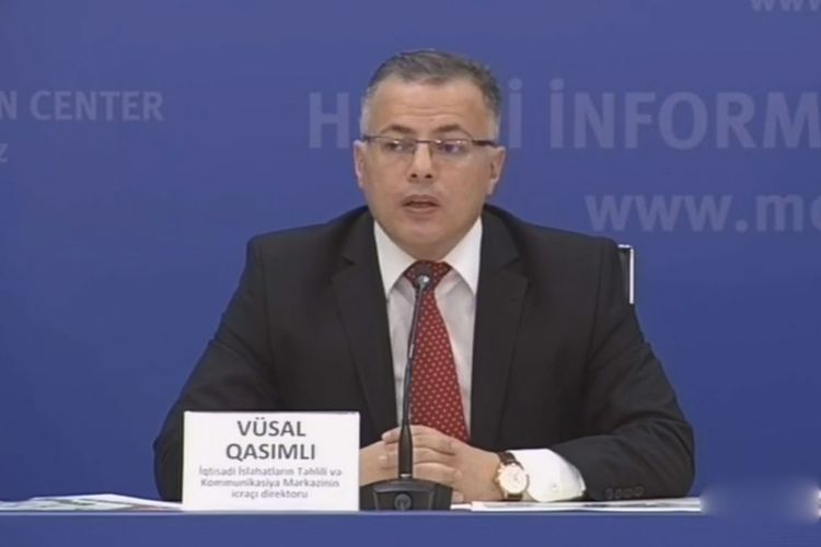 """Vusal Gasimli: """"There are social, political and economic tension in Armenia"""""""