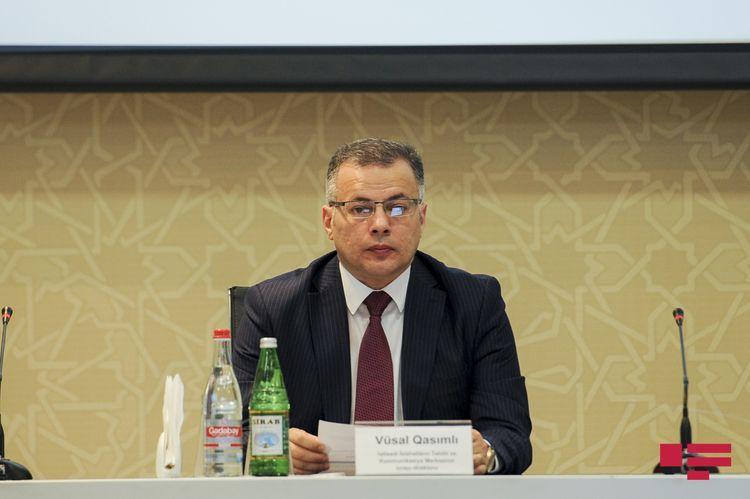 Вюсал Гасымлы: В Армении царит социальная, политическая и экономическая напряженность