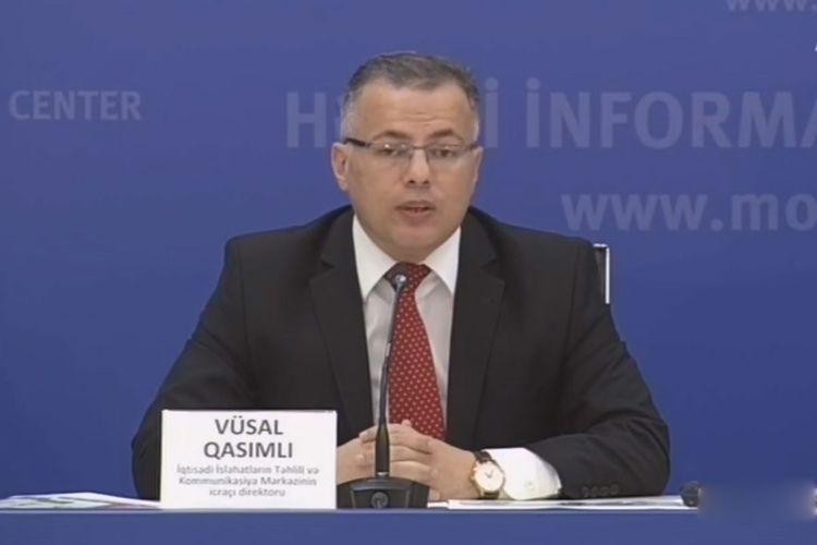 Вюсал Гасымлы: Государственные структуры подсчитывают ущерб, нанесенный Арменией Азербайджану