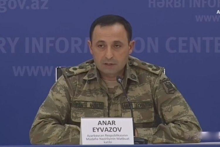 Анар Эйвазов: У нас есть один путь для завершения операций: все земли должны быть освобождены от оккупации!