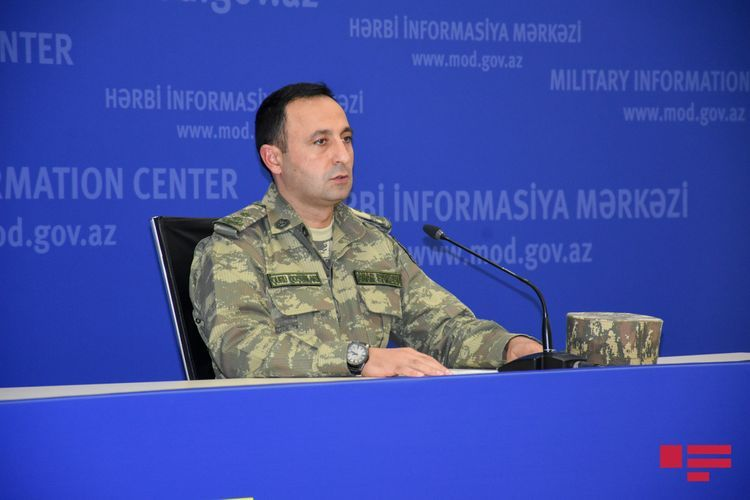 """Anar Eyvazov: """"Enemy should know that adequate retaliatory measures will be taken against them after this"""""""