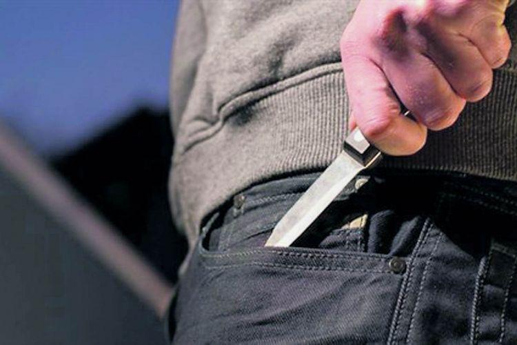 Ağstafada 31 yaşlı kişi bıçaqlanıb