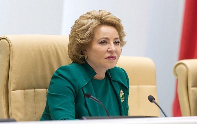 Valentina Matviyenko congratulates Mehriban Aliyev on her birthday