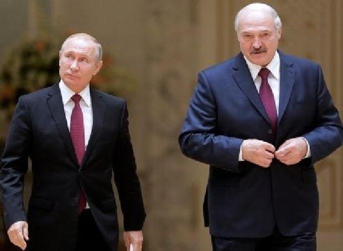 Putin, Lukashenko to meet in two weeks