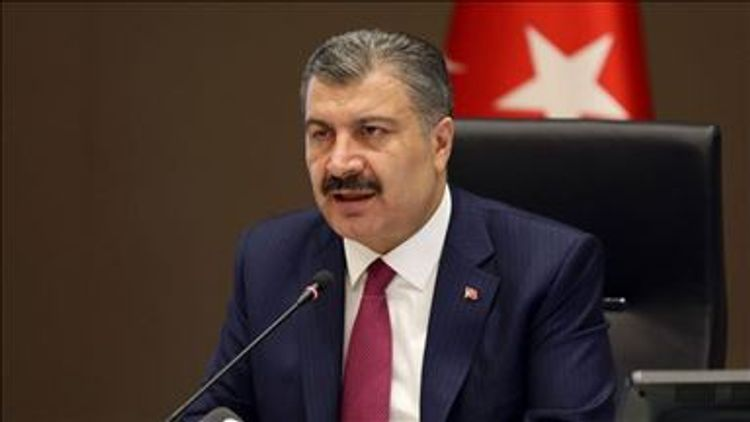 Turkey witnessing 2nd peak of 1st wave of virus: Health minister