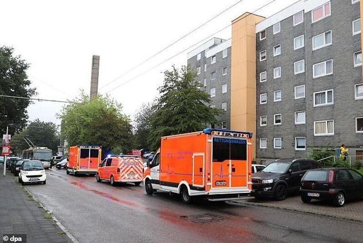 Mother kills five of her children in German town
