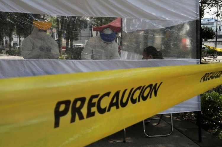 Mexico records 5,937 new coronavirus cases, 513 more deaths