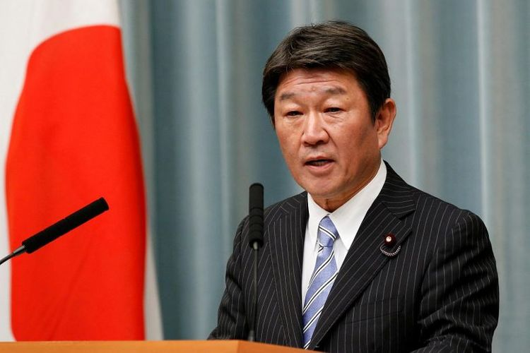 Japan to consider negotiations with Russia under new prime minister, says Foreign Ministry
