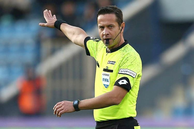 Azerbaijan-France match to be managed by Turkish referee