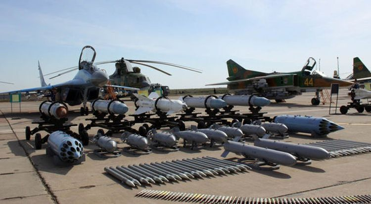 Russia's news agency confirmed that this country had sent new weapons to Armenia