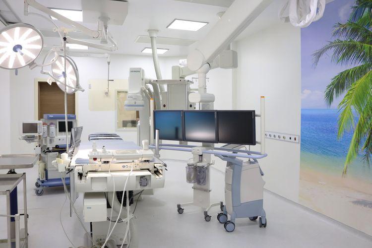 An international hospital staffed by professional doctors opened in Baku