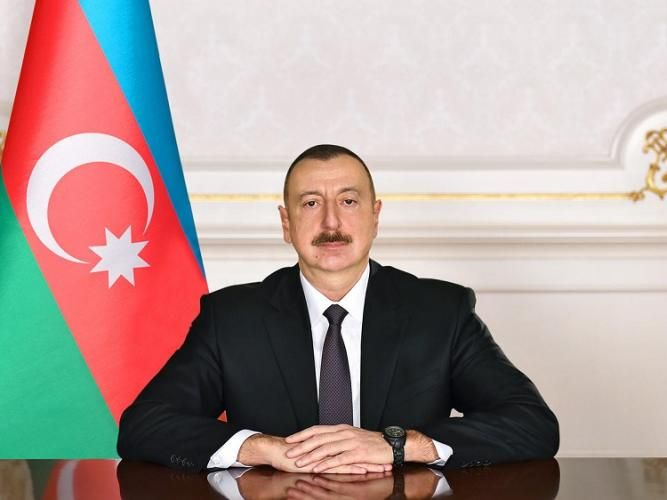 Azerbaijani President congratulates Brazilian counterpart