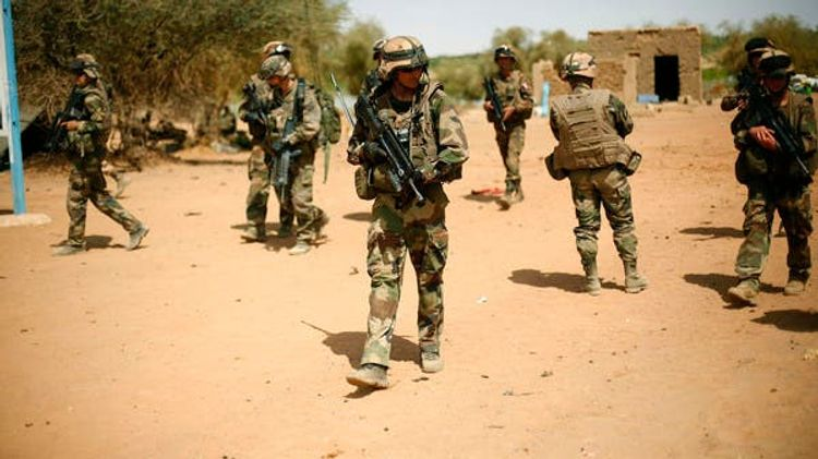 Two French soldiers killed in Mali - presidency