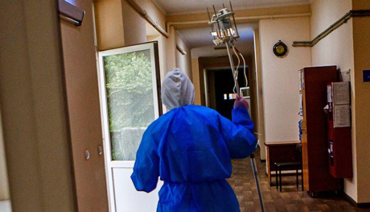 Ukraine reports 2,174 new coronavirus cases