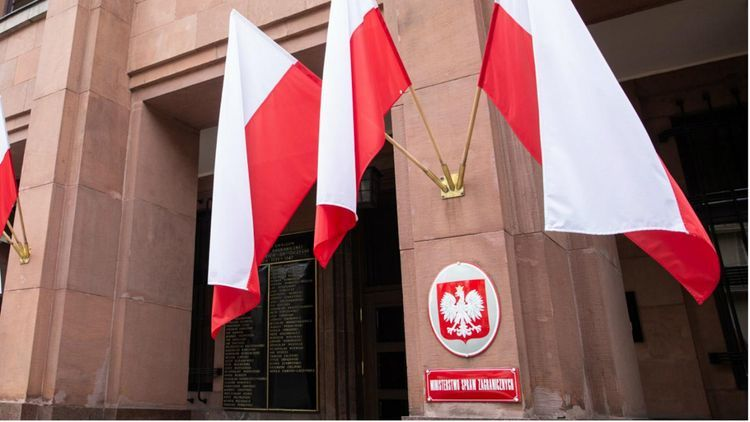 """Polish Foreign Ministry refutes Warsaw-Berlin phone talks about Navalny """"poisoning"""""""